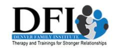 the official logo of Denver Family Institute
