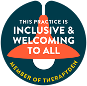 the official logo of Therapyden